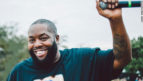 Quote of the Month: August 2016 - Killer Mike