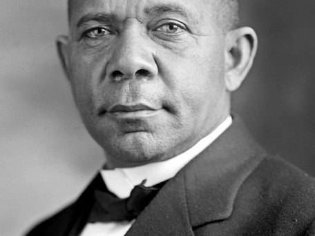 Quote of the Month: February 2019 - Booker T. Washington