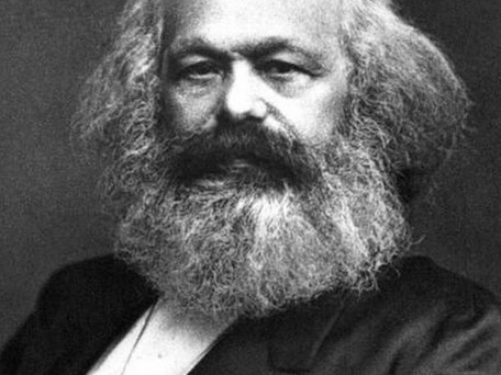 Quote of the Month: March 2017 - Karl Marx
