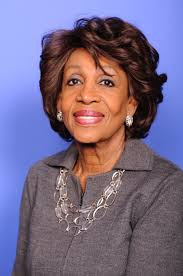 Quote of the Month: February 2018 - Maxine Waters