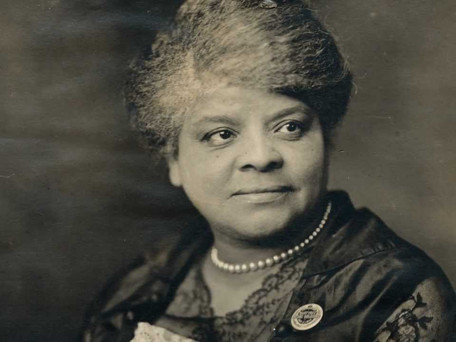 Quote of the Month: December 2016 - Ida B. Wells