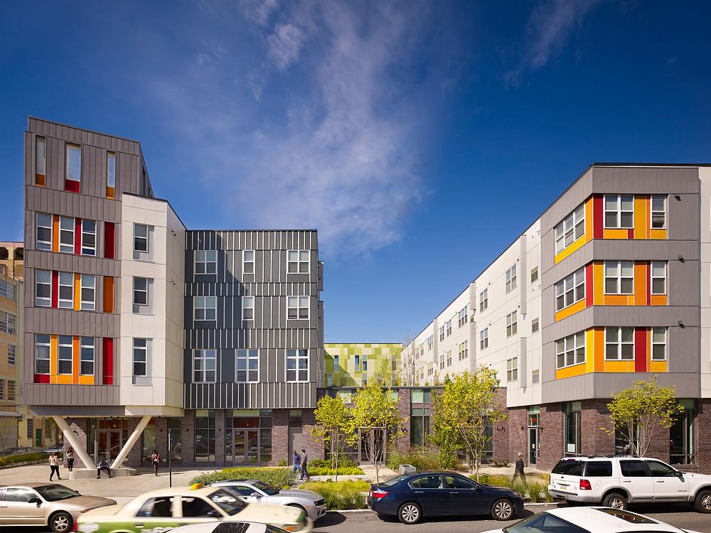 Paseo Verge - Transit-Oriented Affordable Housing Development in North Philadelphia