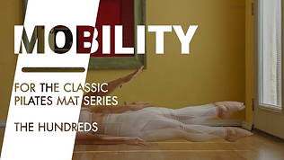 Mobility for Mat Video Title