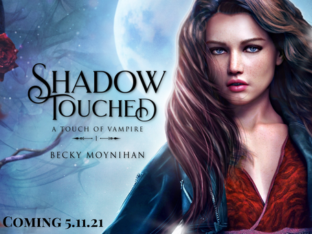 Shadow Touched Sneak Peek (Chapters 1-3 and Prologue)