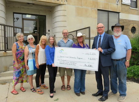 FOUR LOCAL EVENTS RECEIVE ELGIN COUNTY FUNDING  by kthompson