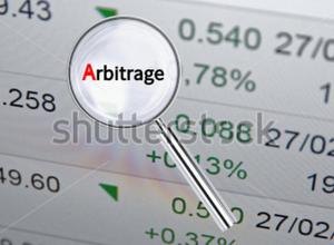 Arbitragem Bitcoin