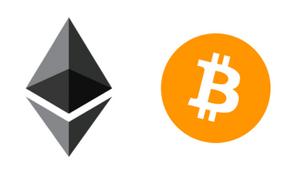 Bitcoin vc Ethereum