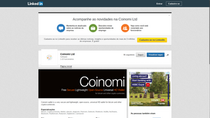 Linkedin Coinomi