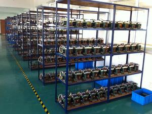 super computadores de mineração