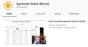Youtube Aprender Sobre Bitcoin