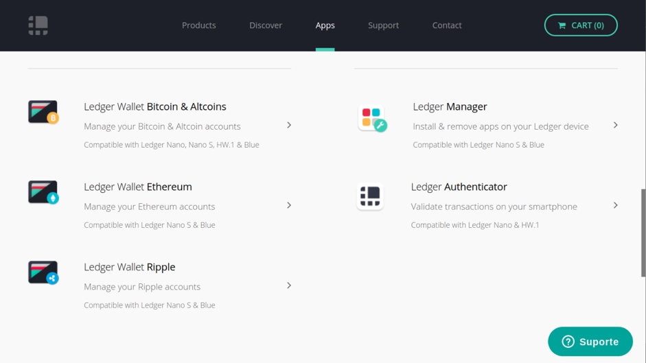 ledger wallet contact number