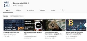 YouTube Fernando Ulrich