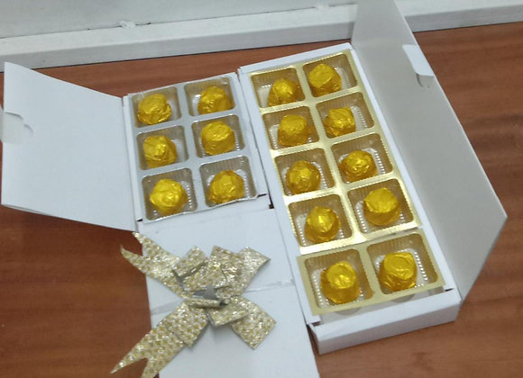 Cashew Chocolatewith gift boxes