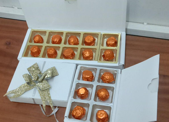 Flavour chocolates
