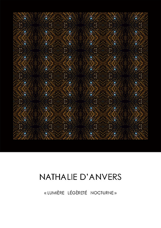 Collaboration aevc la styliste Nathalie D'Anvers