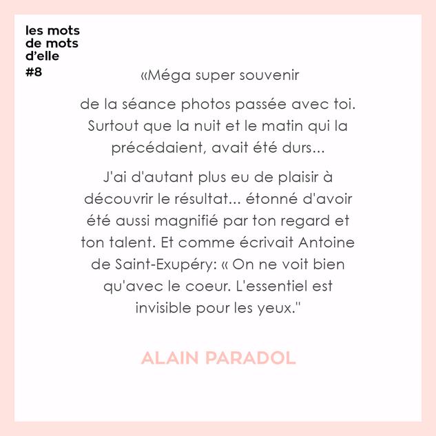 Alain Paradol