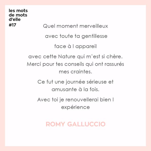 Romy Gallucio