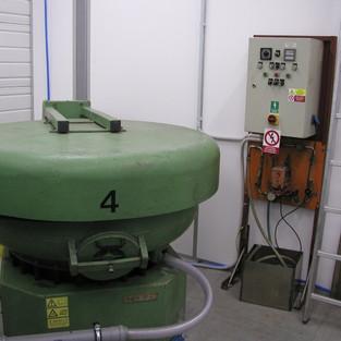 Odjehlovací zařízení