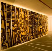 Privet Call, Installation, 2010, 300*900
