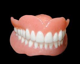 prothèse complète dentier dentiers haut et bas