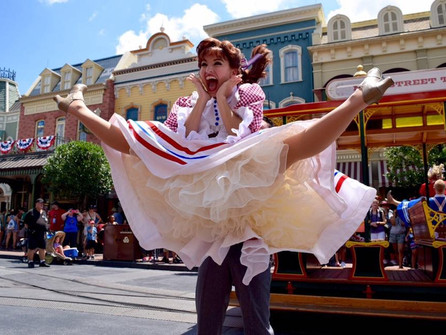 Dancing at a Theme Park - Is It For You?