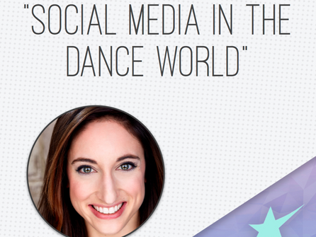 Social Media in the Dance World