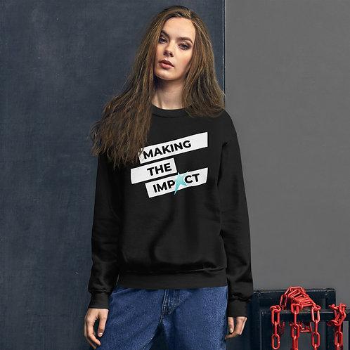 Making The Impact - Crewneck Sweatshirt