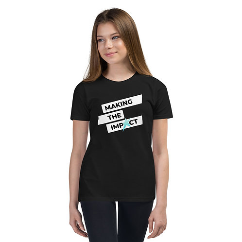 Making The Impact T-Shirt - Youth