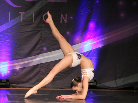 Reaching New Heights - Acro at Competition