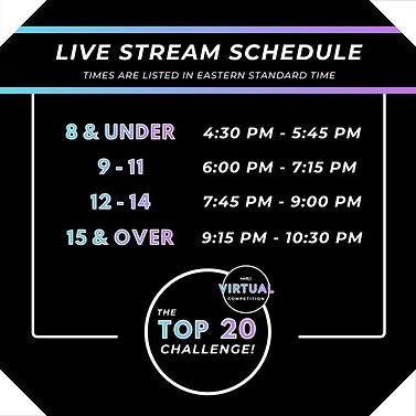 top 20 - stream schedule.png