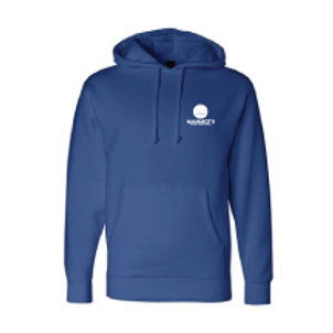 MFF Take II Blue Mini Icon Hoodie