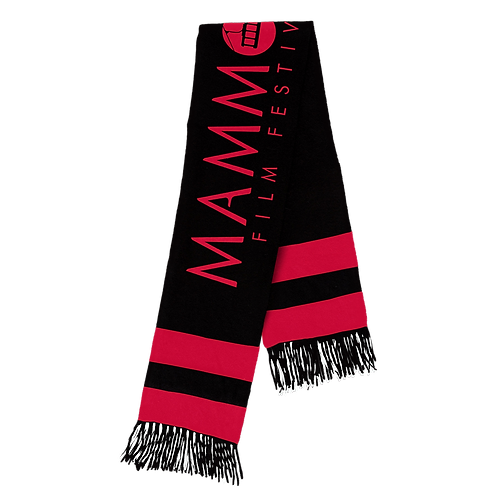 MAMMOTHFF TWO-SIDED WOVEN SCARF