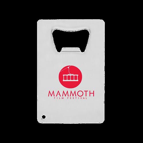MAMMOTHFF ICON BOTTLE OPENER