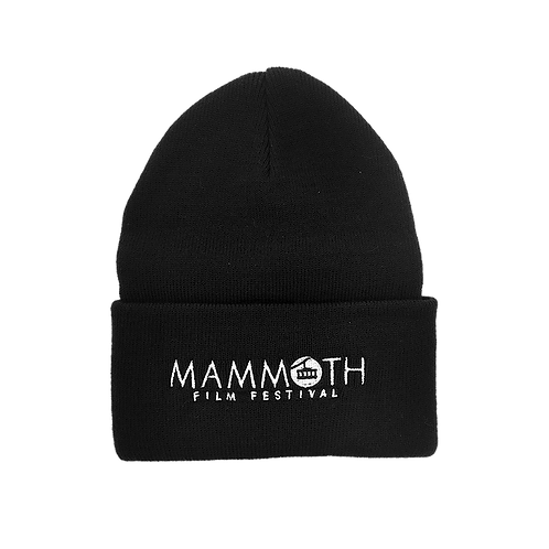 MAMMOTHFF EMBROIDERED BEANIE