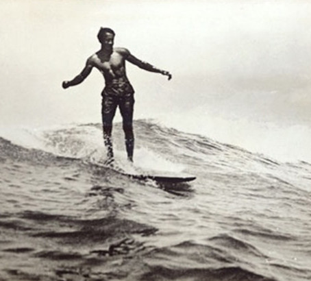 Surfing's Turbulent History