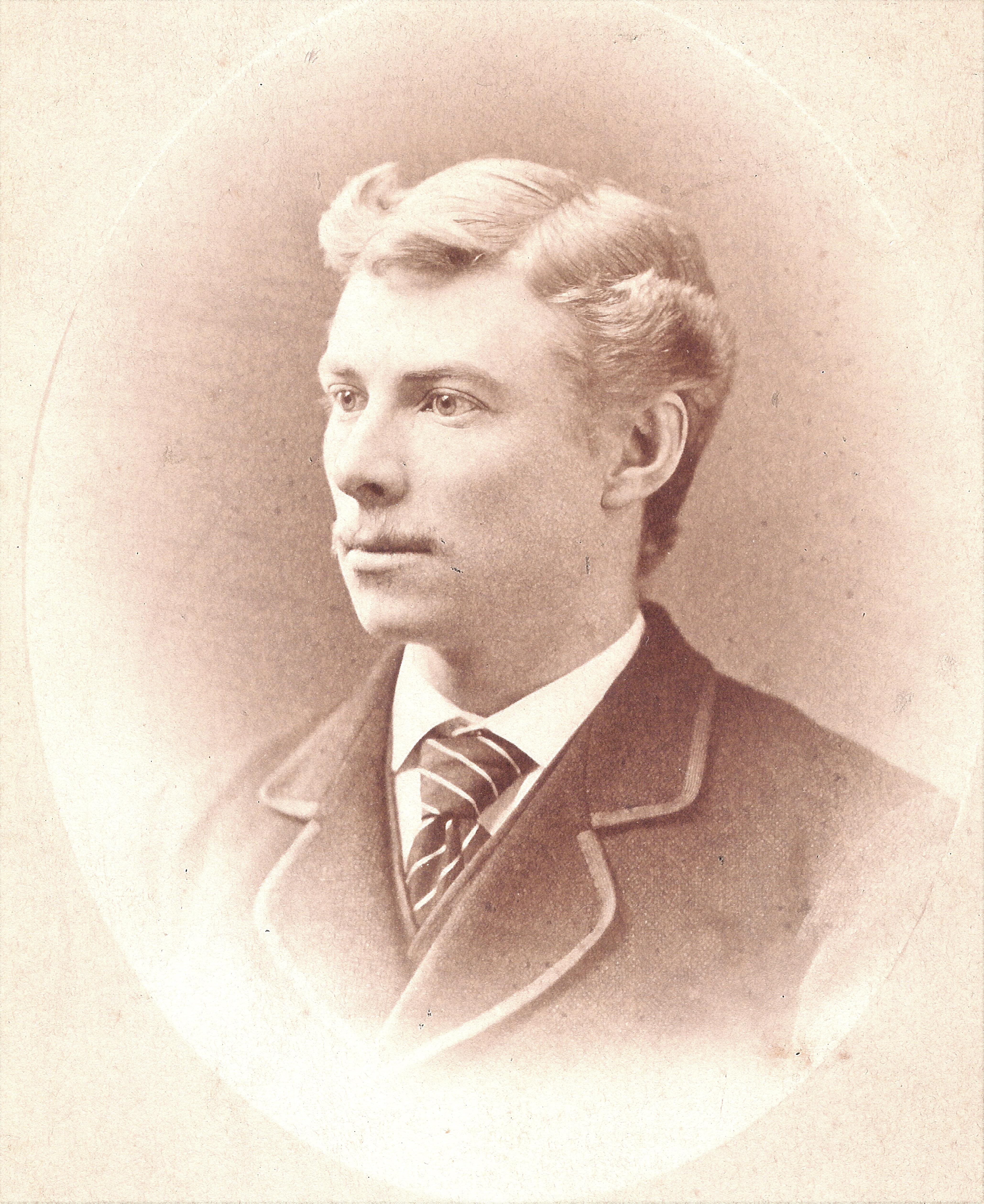 Moody in 1876