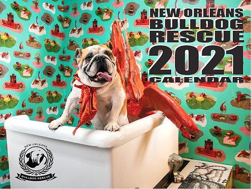 2021 NOBR Calendar!