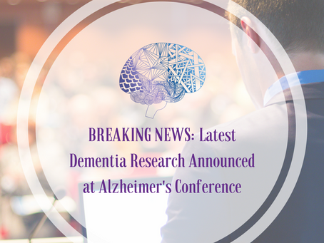 AAIC 2016: Latest Ground-Breaking Dementia Research