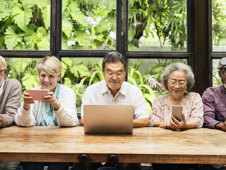 """""""Get Connected: FREE Tech Fair for Older Adults"""""""