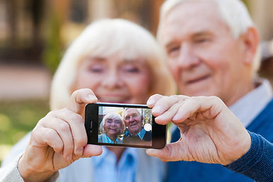 Technology help for seniors