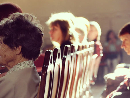 How Attending Church Improves Seniors' Emotional Well-Being