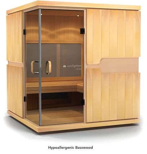 dISCOVER Full Spectrum Infrared Sauna