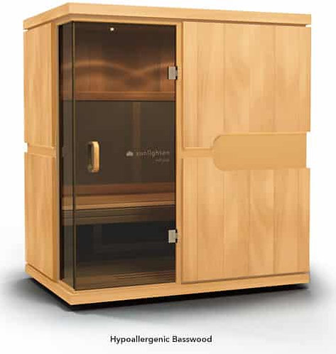 cONQUER Full Spectrum Infrared Sauna
