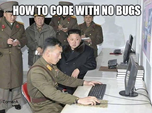 Bug detected!