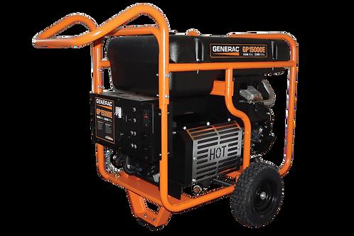 GP15000E, Electric Start