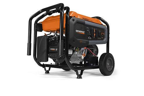 GP6500E, Electric Start