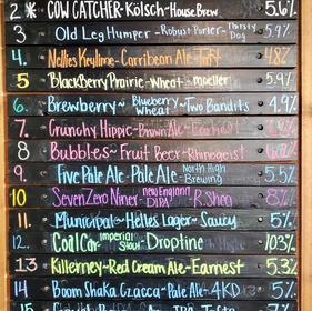 Beer List Update: July 2nd 2021