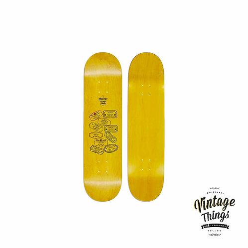 Stamps #1 - Skateboard