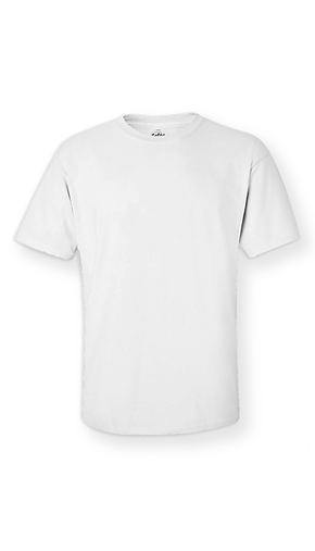 Classic T-Shirt - White - Blank - Man - Custom