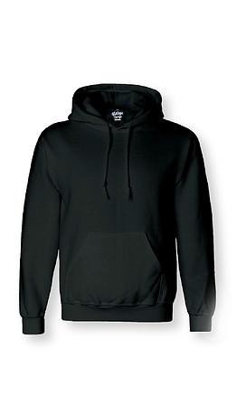 Classic Hoodie - Black - Blank - Custom